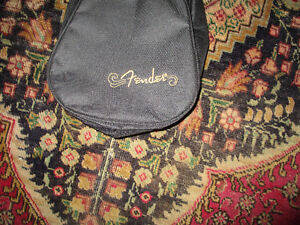 Fender Mandolin Cloth Gig Bag Kitchener / Waterloo Kitchener Area image 3