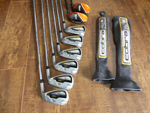 Golf clubs Cobra Fly-Z irons golf
