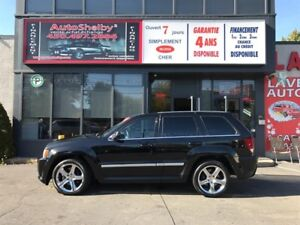 Jeep Grand Cherokee SRT8-AWD-CUIR-JAMAIS ACCIDENTER 2007