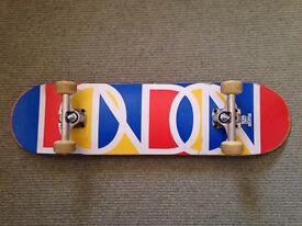 Skateboard, Slam City Skates, Good Condition