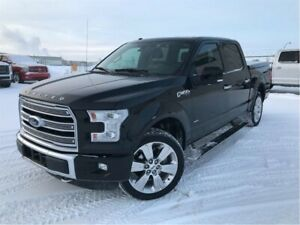 2016 Ford F-150 Limited  CREW -one of a KIND!