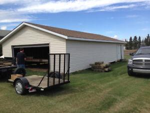 Garage 24x40'