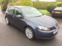 VOLKSWAGEN GOLF 1.6 TDI, 2012, ONLY 59,000 MILES **FINANCE THIS TODAY FROM AS LITTLE AS £40 PER WEEK