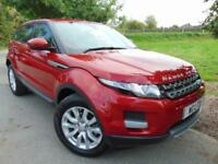 2015 Land Rover Range Rover Evoque 2.2 SD4 Pure 5dr [Tech Pack] Nav! 18in All...