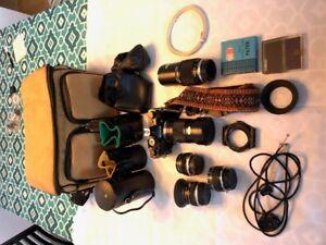 Caméra Olympus OM-1N 35mm