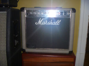 Amplificateur à lampes Marshall Jubilee 1x12 Combo 25/50