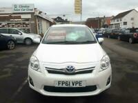 2011 Toyota Auris 1.8 Hybrid T-Spirit Automatic 5-Door From £7,995 + Retail Pack