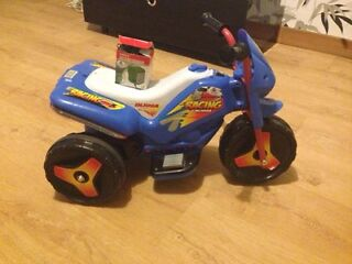 Kids Motorised Bike