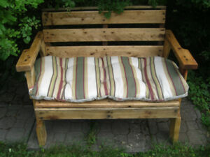 **Rustic Patio & Garden Furniture**