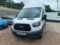 2018 Ford Transit 2018(68) 2.0 TDCi 105ps RWD 350 H3 Van L3 PANEL VAN Diesel Ma