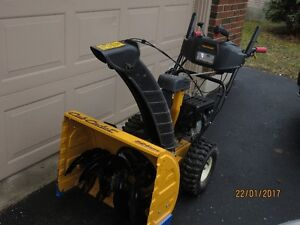 Cub Cadet 208cc 24-in Two-Stage Gas Snow Blower