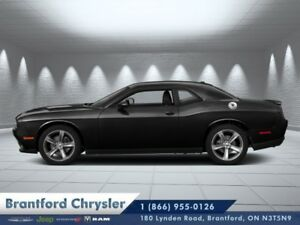 2018 Dodge Challenger SXT Plus  - Navigation -  Uconnect - $301.