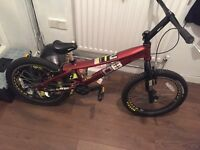 Stunt trails bike