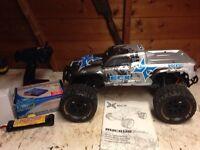 Rc ecx ruckus monster truck lipo ready