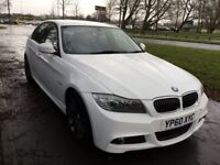 BMW 3 SERIES 320d Sport Plus Edition (white) 2010