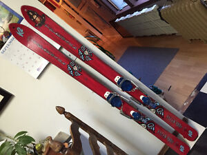 K2 Telemark skis and boots for sale