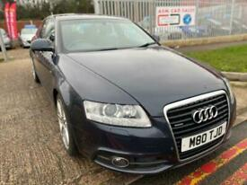 2010 Audi A6 SALOON 3.0 TDI S line Special Edition Tiptronic quattro 4dr Saloon