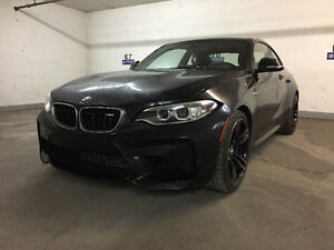 2016 BMW M2 Coupe Sapphire Black - Very Low Mileage