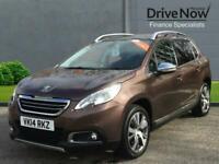 2014 Peugeot 2008 1.6 e-HDi Feline (s/s) 5dr SUV Diesel Manual