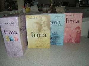 Livres belle trilogie a vendre. Docteure Irma.
