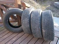 Bridgestone Blizzak Winter Tires