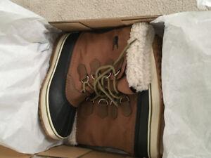 SOREL Winter Boots Mens Size 8