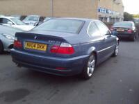 2004 BMW 3 Series 330 Cd SE 2dr 2 door Coupe