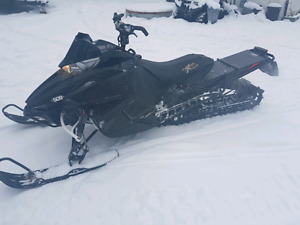 2013 ltd arctic cat!!