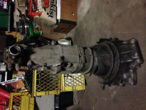 Mazda Transmission for B22 pickup truck $50