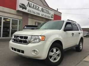 2012 Ford Escape XLT 4WD, Certified and e-tested