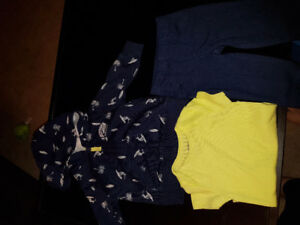 Huge lot of 3 m boy clothing all brand new condition worn once