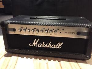 Marshall MG100HCFX 100 Wattt amp head