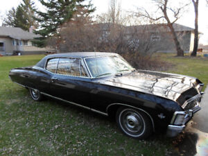 1967 Chev. Caprice Collecter car for sale