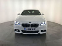2014 64 BMW 518D M SPORT DIESEL 1 OWNER SERVICE HISTORY FINANCE PX WELCOME