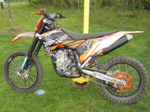 2008 KTM 450