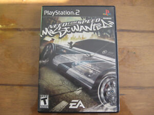 Need for Speed: Most Wanted - PS2 Québec City Québec image 1