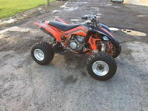 08 YFZ 450 Special Edition