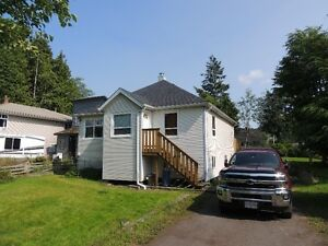 House for Rent in Prince Rupert east side