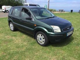 Ford Fusion 1.6 2005MY 3