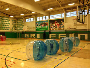 Successful Bubble Soccer Business