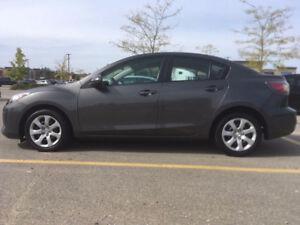 2013 Mazda Mazda3 GX Sedan
