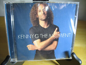 "Kenny G -""The Moment"" CD, New in Wrap Oakville / Halton Region Toronto (GTA) image 1"