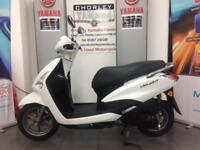 YAMAHA LTS125 DELIGHT LOW MILEAGE P/X WELCOME FINANCE ARRANGED