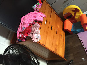 Dresser / change table need gone TODAY
