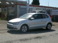 2014 Volkswagen Polo SE TSI Hatchback Petrol Manual