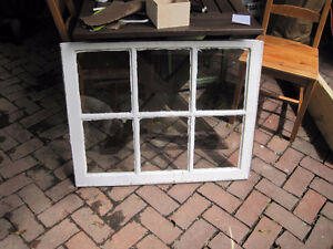 WANTED ..OLD WINDOW 2X4