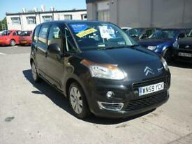 2010 Citroen C3 Picasso 1.6HDi ( 92bhp ) VTR+ Finance Available