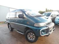 MITSUBISHI DELICA EXCEED 2.8 DIESEL AUTO 7 SEATER