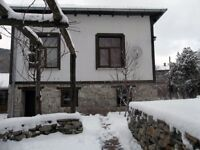 NEWLY REFURBISHED HOUSE IN A VERY TRANQUIL AND PICTURESQUE MOUNTAIN VILLAGE IN BULGARIA.