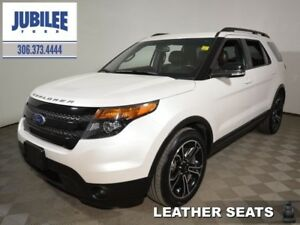 2015 Ford Explorer Sport  - Leather Seats -  Bluetooth